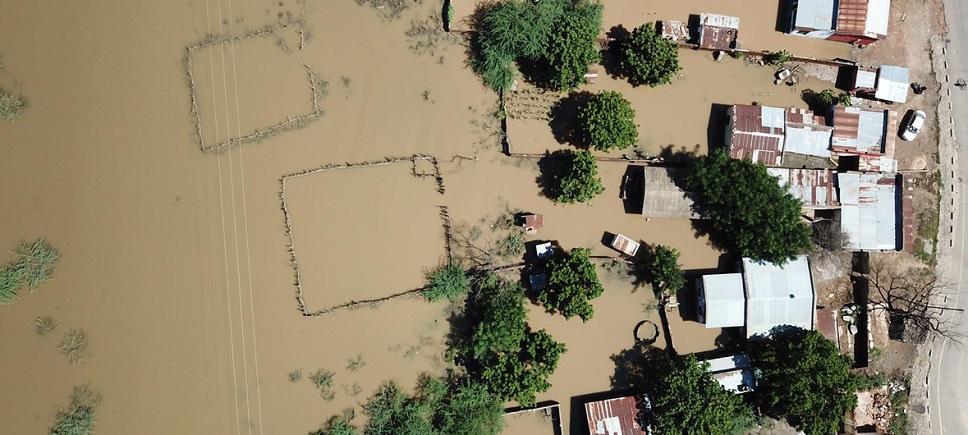 """Mozambique tras el Ciclón IDAI: """"Esto es por el caos climático"""""""