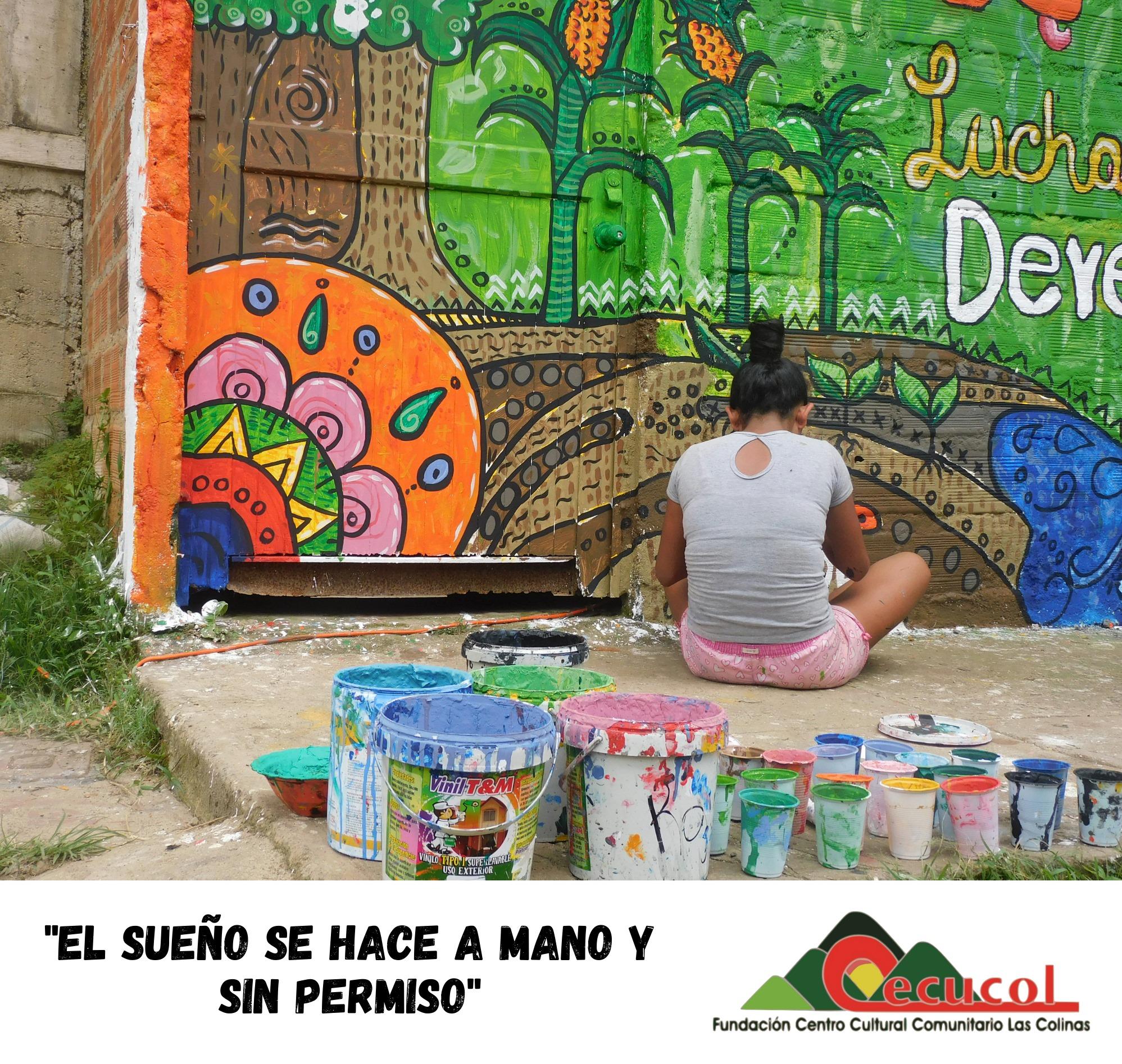 Colombia: Niños, niñas y jóvenes defienden sus derechos desde el arte