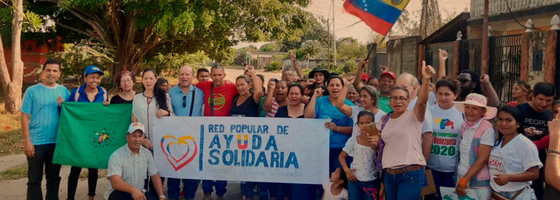 Terminó Misión de Solidaridad de La Vía Campesina en Venezuela