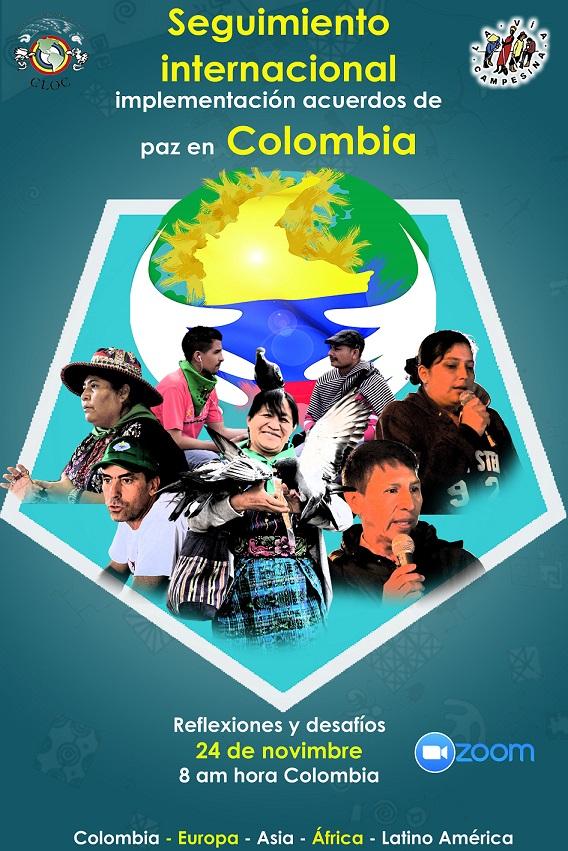 Reflexiones a 4 años de la firma de los Acuerdos de Paz en Colombia