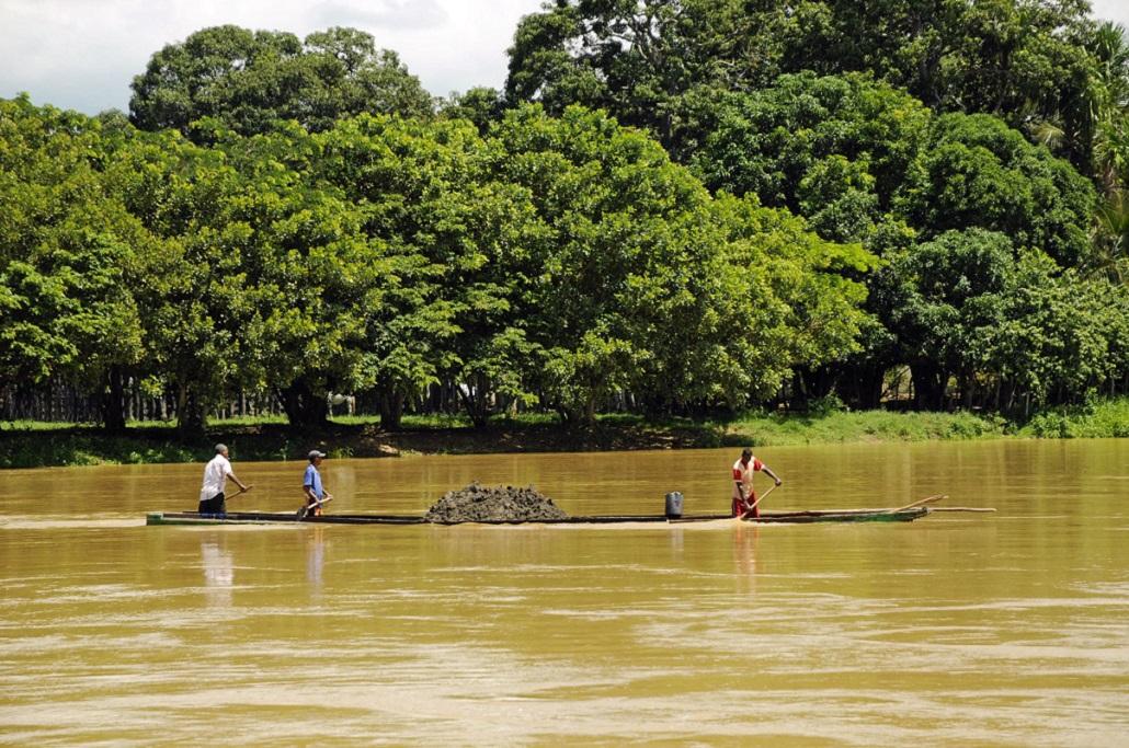 Desplazados por represas